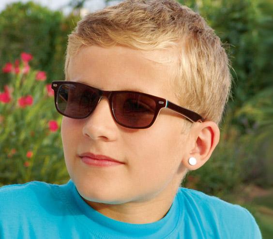 Marion Ramm Sonnenbrillenmode für Kinder und Jugendliche
