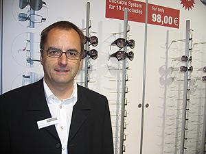 Ladenbau Optiker
