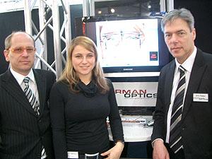 German Optics Pupillenzentrierung