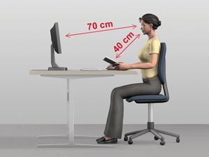 Körperhaltung Computer Sehen