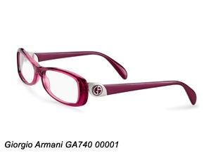 Giorgio Armani GA740 00001