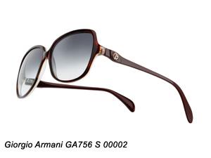 Giorgio Armani GA756 S 00002