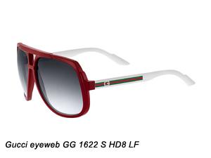 Gucci eyeweb GG 1622 S HD8 LF