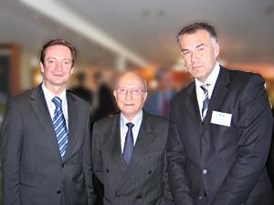 Harald Belyus Bernard Maitenaz Christian Kirchmayer