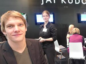 Jai Kudo Vertrieb für Österreich und Deutschland: Stephan Schmidt