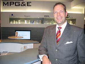 Geschäftsführer Volker Grahl