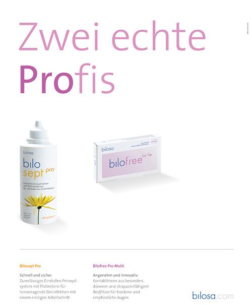 Bilosept Pro und Bilofree Pro Multi