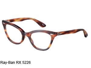 ray ban optische brille