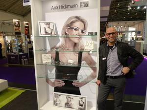 Designer und Geschäftsführer Stefan Bopp meets Ana Hickmann
