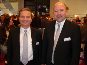 Andreas Zürn und Jan Thore Föhrenbach:
