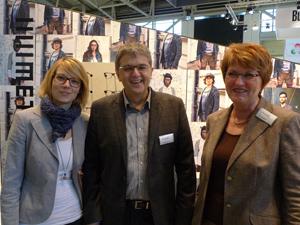 Katharina Stöger, Heinrich Fuller  und Ilse Venzhofer: