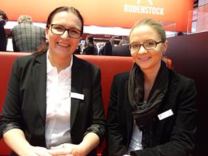 Andrea Klinger und Sandra Lindlbauer: