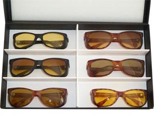 Schweizer Optik Seitenschutzbrillen