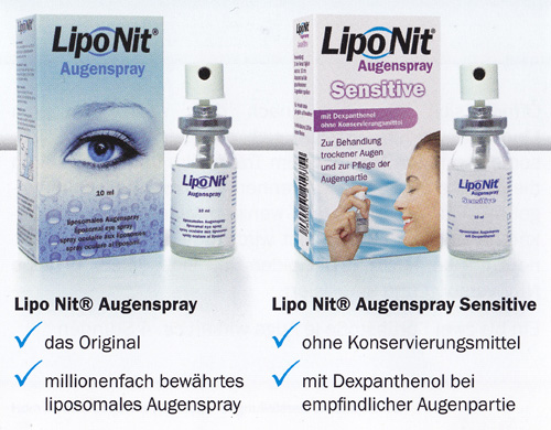 Lipo Nit und Lipo Nit Sensitive