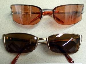 Gestohlene Brillen