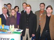 Familie Hetych und Außendienst: