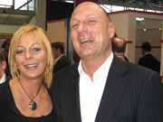 Petra Unterweger und Christian Weiss