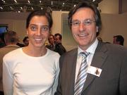 Marion Janotta und Gunter Fink: