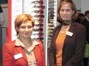 Regina Miethaner und Stefanie Schmerber von Charmant