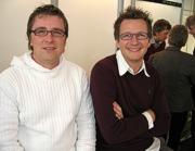 """Peter Lachner und Markus Temming: """"Fassungen aus Kohlefaser und Glasfaser"""""""