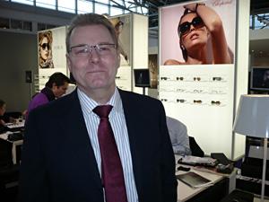 Vertriebsleiter Klaus Lorenz: