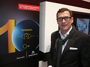 Verkaufs- und Marketingleiter Ing. Clemens Moritzer
