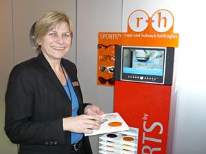 Kommunikation und PR Leiterin Petra Schwarz