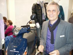 Marketing Manager Ralf Kmoch