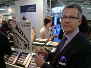 General Manager Holger Emmerich