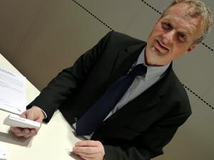 CEO Christian Krüsi