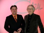 """Frank Meyer und Cari Zalloni: """"Jugendlinie Cazal Concept"""""""