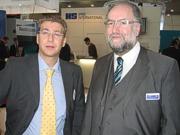 """Alfred Scherz und Martin Himmelsbach: """"Innovative Marketingunterstützung"""""""