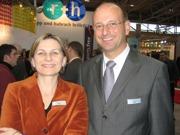 """Petra Schwarz und Michael Kerling: """"neue Schicht Nanoperl"""""""