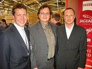 Hermann Müller-Menrad (links) und Christian Weiss (rechts)