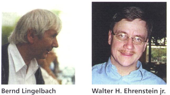 Bernd Lingelbach und Walter H. Ehrenstein