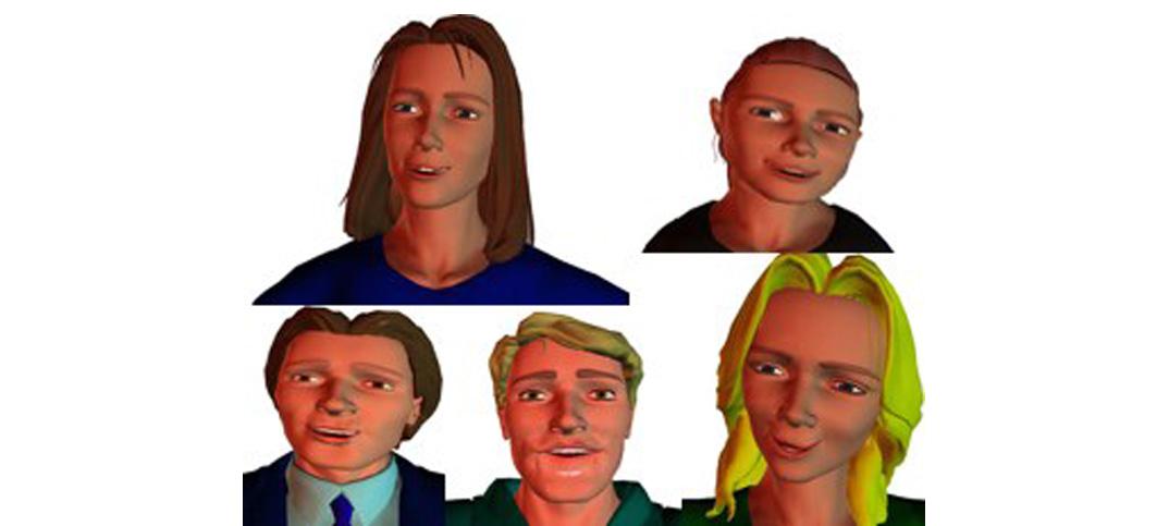 Gesichtstypen Übersicht