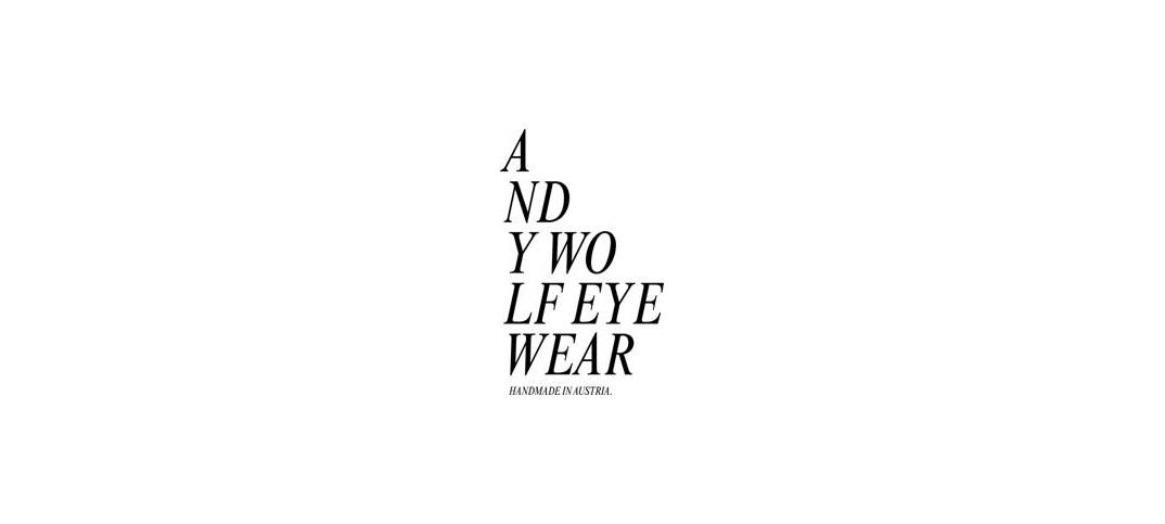 2011 ANDY WOLF Schriftzug