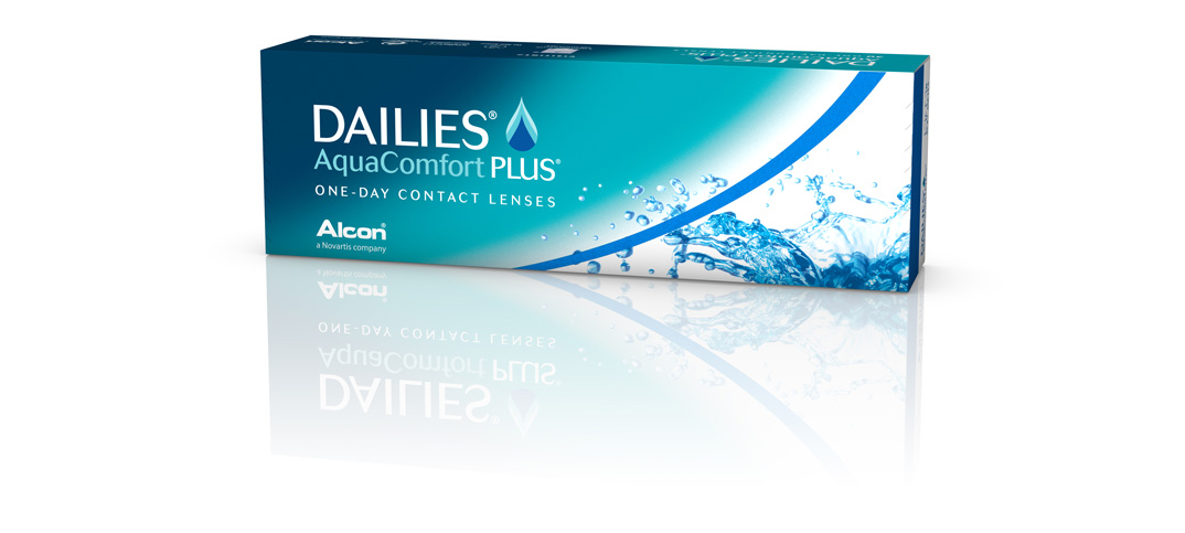 DAILIES®-Produktfamilie von Alcon® im neuen Look