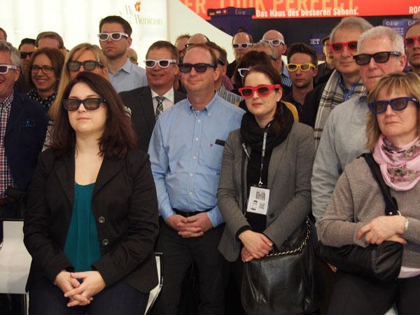 Live am IPRO Stand miterlebt: Das PasKal 3D-Erlebnisrefraktions-Modul