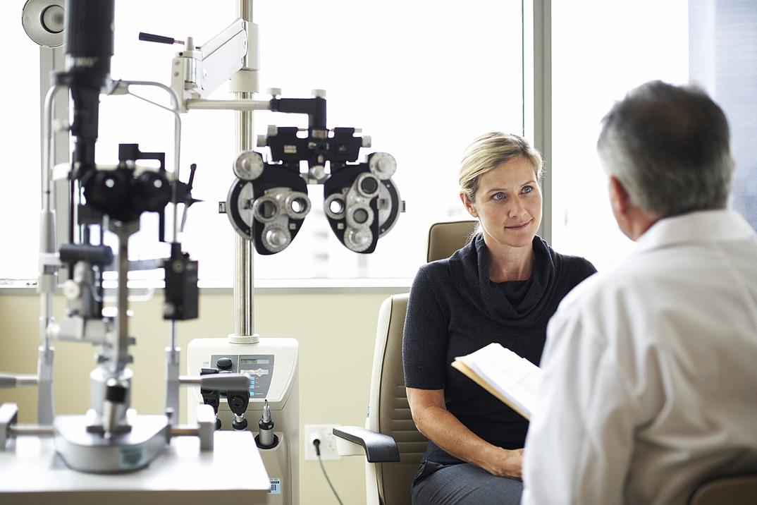 98 Prozent aller Fehlsichtigen mit ACUVUE® OASYS® Kontaktlinsen korrigierbar
