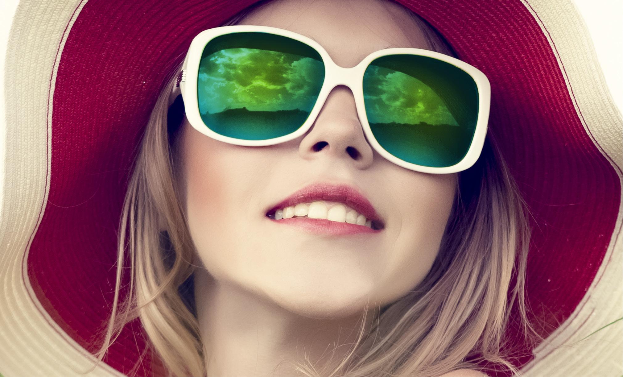 SUN Mirror grün