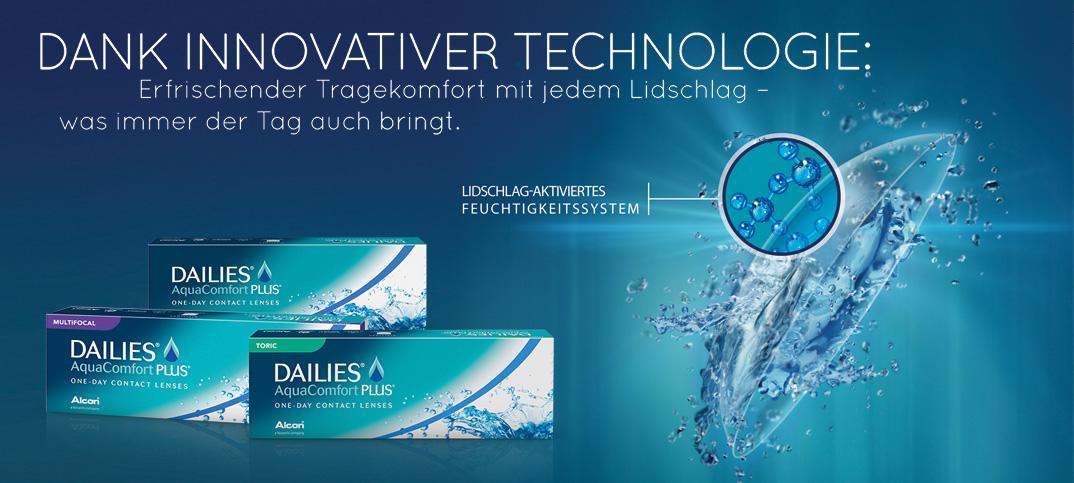 DAILES Aqua Comfort Plus