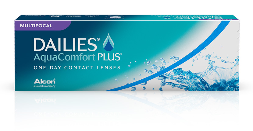 DAILES Aqua Comfort Plus Multifocal