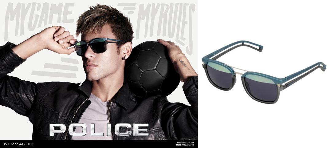 2014 Police Neymar