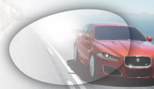 2014 Jaguar POLARISIERENDE GLÄSER