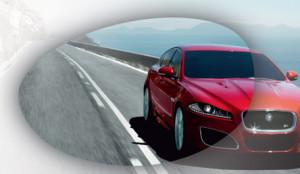 2014 Jaguar POLARISIERENDE GLAESER