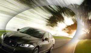 2014 Jaguar SKYLET GLÄSER VON ZEISS