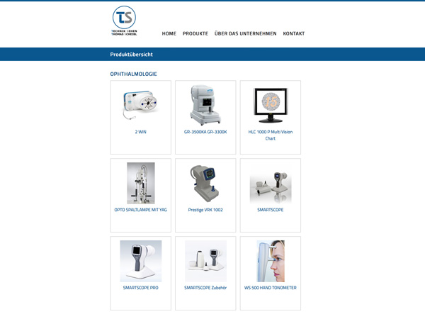 TS Optik Ophthalmologie