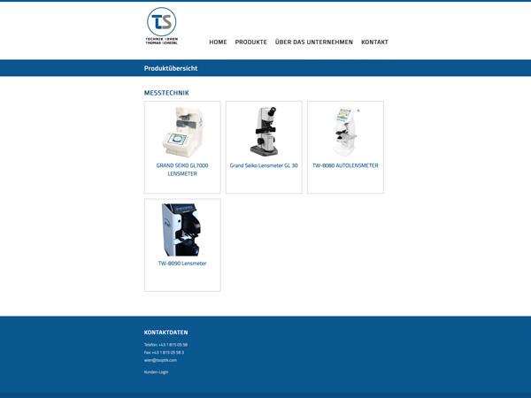 TS Optik Mess- und Prüftechnik