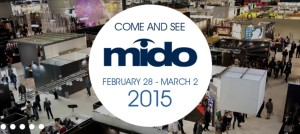 mido 2015 @ Fiera Milano Rho-Pero Exhibition Center | Rho | Lombardei | Italien